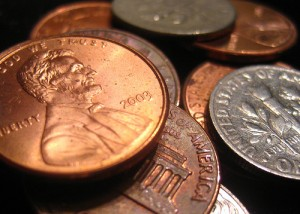 Pennies - Photo by r-z on Flickr